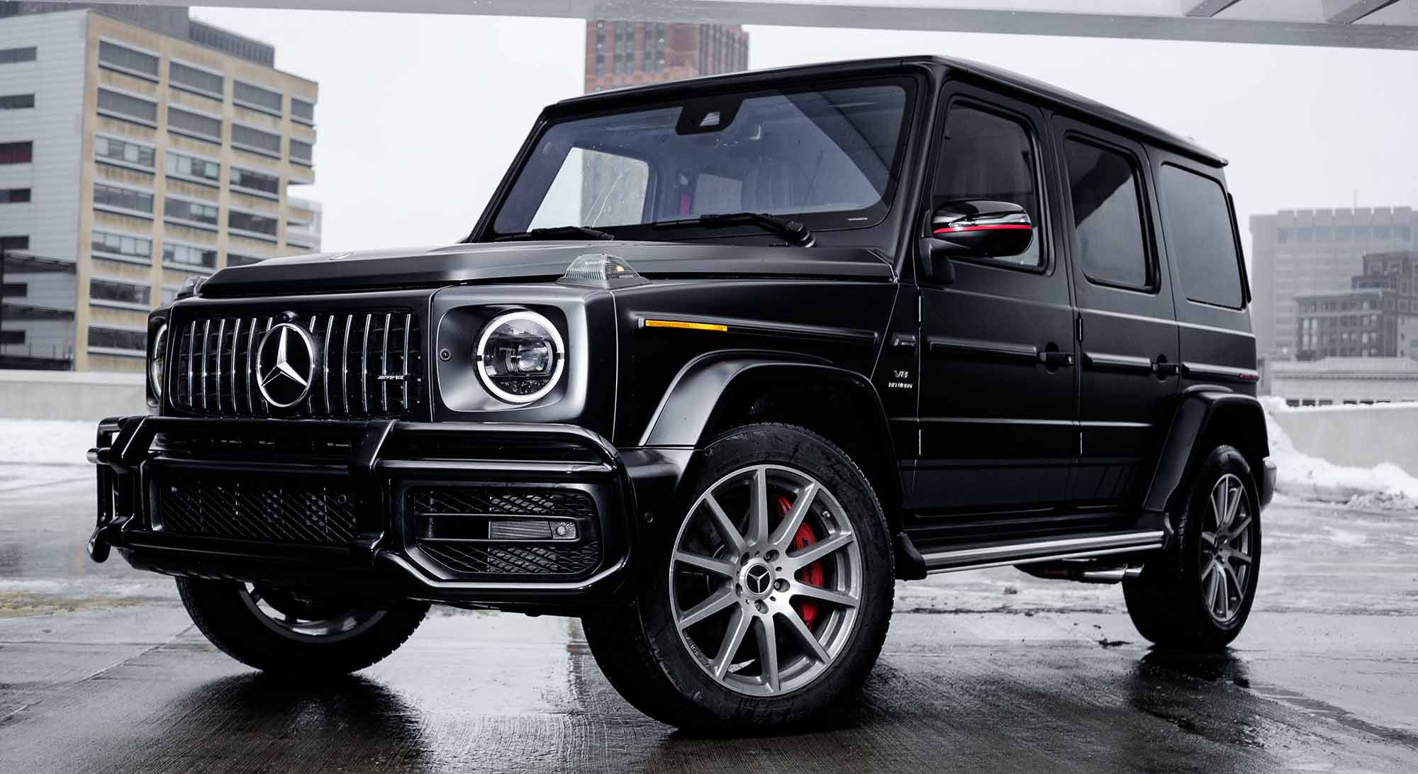 Mercedes G63 AMG for rent Luxury car Ibiza