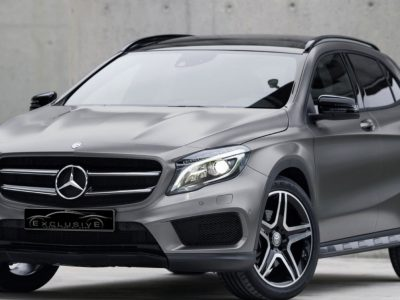 Mercedes GLA AMG for rent in Ibiza