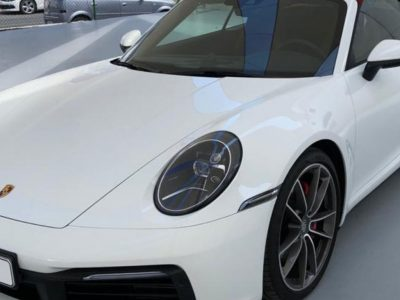 Porsche Carrera 4s cabrio rent luxury car Ibiza
